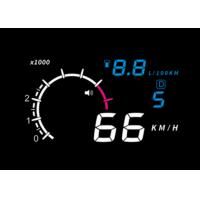 Bluetooth Ebmw X3 Heads Up Display , 9V ~ 16V Dc Bmw Heads Up Display 3 Series Manufactures