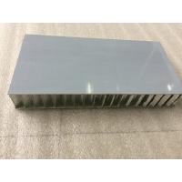 Quality Waterproof Aluminium Honeycomb Sandwich Panel / Lightweight Honeycomb Panels  for sale