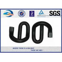 ISO Diameter 18mm Black E Elastic Clips Black for Rail Fastening Manufactures