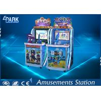 22 Inch HD Screen Shooting Arcade Machines Coin Operated D76 * W69 * H156 CM Manufactures