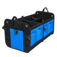 China Polyester / Nylon / PVC Car Trunk Organizer Bag Backseat Cargo Totes For Suvs on sale