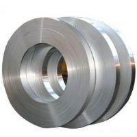 Heat Sink Aluminum Strip Stock , Aluminum Strip Roll AA6815 For Decorations Manufactures