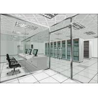 We manufacture computer room raised floor Manufactures