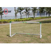 Break Proof Fiber Soccer Goal Nets For Kids 1320 * 900 * 750mm Post Size Manufactures