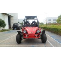 150cc Air Cooled CVT Go Kart Automatic With Reverse , Sport Style with metal cover Manufactures