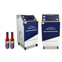 Hydrogen HHO Engine Carbon Cleaning Machine 220V 1500 L/H Gas With Touch Screen Manufactures