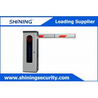 Electrical Gate Arms Barrier Gates / Parking Control Gates For Highway Or School Manufactures