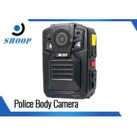 Infrared Night Vision Police Brutality Body Worn Surveillance Cameras WIFI 128GB Manufactures
