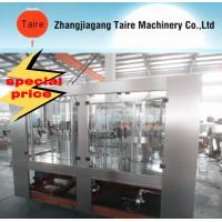 CGF Mineral water filling machine 3 in 1 Manufactures