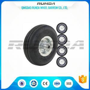 Smart Balance Pneumatic Trolley WheelsPP Rim Diamond Pattern 20mm Inner Hole Manufactures