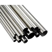 ASTM A554 Stainless Steel Welded Tubing, Polished, Plain End , TP304 / 304L TP316 / 316L TP321 / 321H Manufactures
