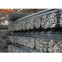 Q195 Q235 Hot Rolled Deformed Bar , Iron Rod Concrete Deform Reinforcing Steel Bar Manufactures
