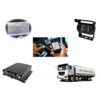 8 Channel 1080P Mobile Car GPS Tracking System WIFI With H 264 Digital Video Recorder  Manufactures