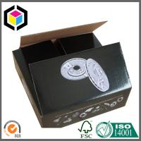 Quality Regular Slotted Case Cardboard Paper Corrugated Packaging Box for Brake Disc for sale