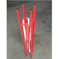 Powder Coated Expandable Safety Barriers Temporary Expandable Fence Barrier expanding safety barrier Manufactures