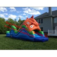 Fish obstacle courses inflatables Manufactures