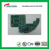 6 Layer Circuit Board Multilayer Pcb Fabrication With 315X205MM Gold Pcb Board Assembly Manufactures