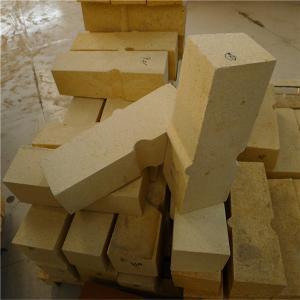 Low Creep High Temp Fire Brick , Ceramic Fire Brick For Hot Blast Stove Manufactures