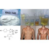 99.5% Assay Raw Testolone Powder Sarm RAD 140 for Muscle Growth , CAS 1182367-47-0 Manufactures