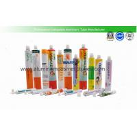 Empty Airless Pharmaceutical Tube Packaging Collapsible 100ml 32mm Diameter Manufactures