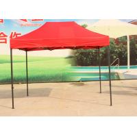 3m X 3m Garden Gazebo Canopy Tent Heavy Duty For Trade Show Advertising Manufactures