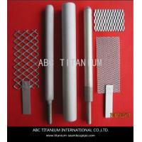 gr1 pure titanium anode and cathode for chlor-alkali Manufactures