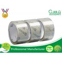 """2"""" x 110YDS Crystal  Clear Acrylic Adhesive Bopp Packing Tape For Carton Sealing Manufactures"""