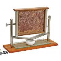 Creative Wooden Honeycomb Display Station Catering Buffet Displays / buffet plate stand Manufactures