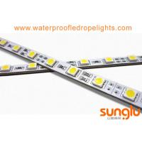 Non Waterproof SMD 5050 Aluminium LED Strip Light  60LED/M For Commercial Lighting Manufactures