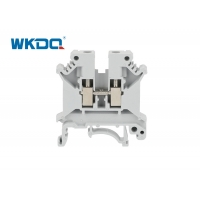 JUK 5N Electrical Terminal Block Component 4 mm² Phoenix Feed Through Durable Manufactures