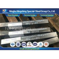 1.2379 / SKD11 Precision Ground Steel , Milled + Grinded Mould Steel Flat bar Manufactures