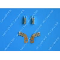 Customized Wire Crimp Terminals , Professional Copper Wire Pin Terminals Manufactures
