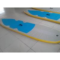 OEM ISUP Inflatable Standup Paddleboard Sit On Top Kayaks With 12 Thickness Manufactures