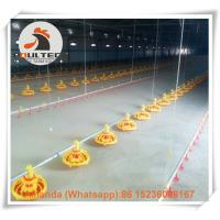 Buy cheap Poultry Farming Broiler Deep Litter System & Plastic Slatted Floor System with from wholesalers
