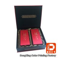 Quality Durable Decorative Cardboard Luxury Gift Boxes With Lids Hot Foil Stamping for sale