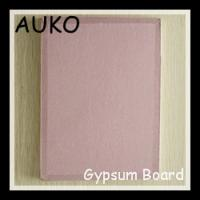 New Designed Products Fire Resistant Gypsum Board with paper surface Manufactures