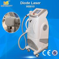 China ABS Machine Shell 810nm Diode Laser Machine For Permanent Hair Removal on sale