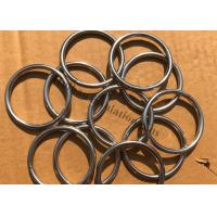 China Stainless Steel Weld Lacing Ring 4 MM X 40 MM For Fitting Connecting Hardware on sale