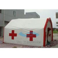 Movable Inflatable Rescue Tent Emergency Shelter Medical Air Inflated Tents Manufactures