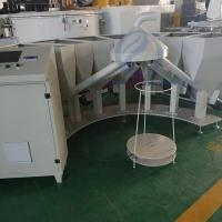 PLC Control Automated Batching Systems Energy Saving With Storage Hopper Manufactures
