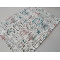 Printing Style Rectangle Cotton Kitchen Towels With 30% Linen Cloth Material Manufactures