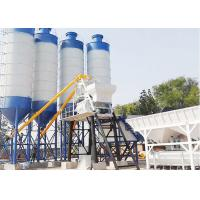 Industrial Dry Mix Batch Plant Ready Medium Small Concrete Mixing Plant Manufactures