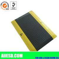 PVC Top, EPDM in middle layer, rubber bottom Cleanroom Anti-fatigue Mat Manufactures