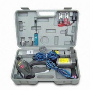 Electric Car Jack Set, Crank Handle, RoHS Compliance Manufactures