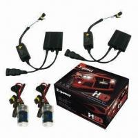 China High-quality HID Conversion Kit with 13.5V Rated Voltage and 35W Output Power on sale