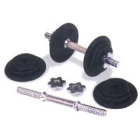Good Quality Weight Adjustable Plastic Covered Dumbbell Manufactures