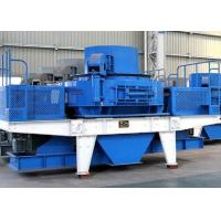 Road Paving Artificial Sand Making Machin Vertical Shaft Impact Crusher 4P Double Motor Manufactures