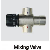 Mixing valve for the solar energy system Manufactures