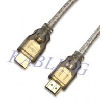 Transparent HDMI Cable A Male to A Male Manufactures