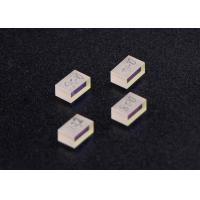 Magneto Optical Crystal Terbium Gallium Garnet TGG For Optical Isolator Devices Manufactures